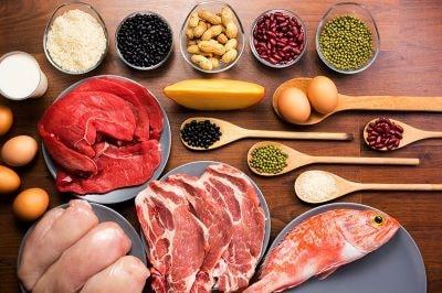 گوشت و جانشین ها
